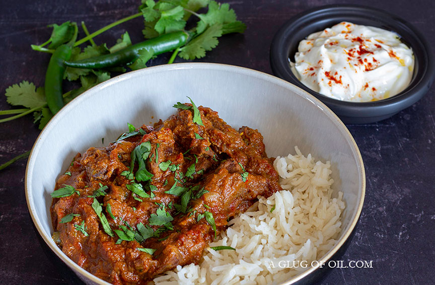 Spicy beef curry gordon ramsay