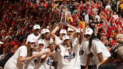 BALONCESTO (WNBA Finals 2012) - Indiana Fever nuevas campeonas de la WNBA