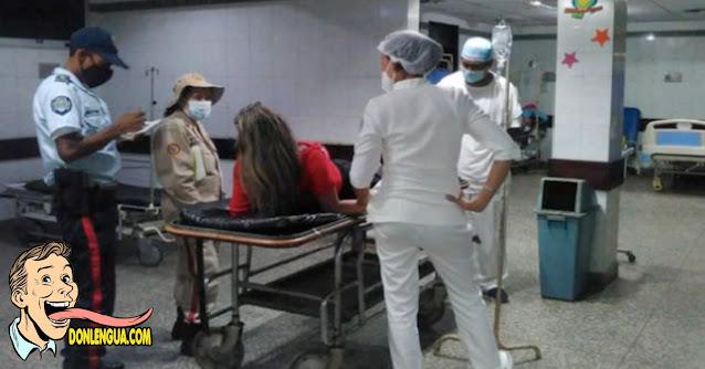 Directora de la Cárcel de Yare resultó herida de bala tras un motín