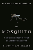 review of The Mosquito by Timothy C. Winegard