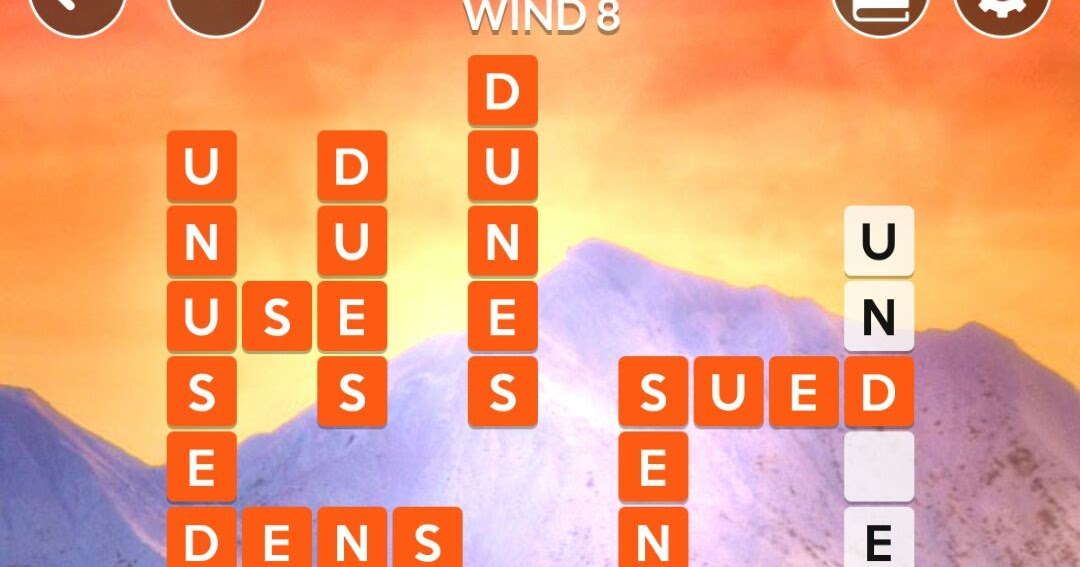 Wordscapes Level 168 Answers Doors Geek