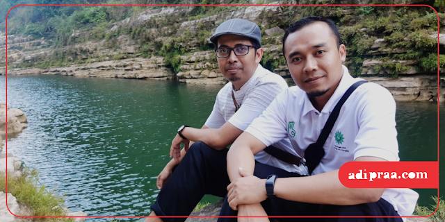 Fokus ke sungainya aja ya! | adipraa.com