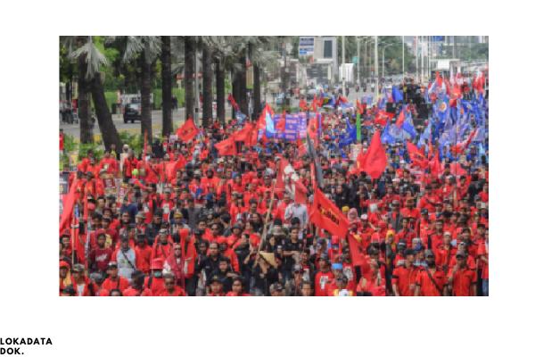 9 tuntutan buruh tolak Omnibus Law