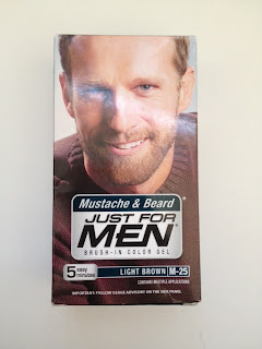 Got Matte: Eyebrow Tinting (using Just For Men)