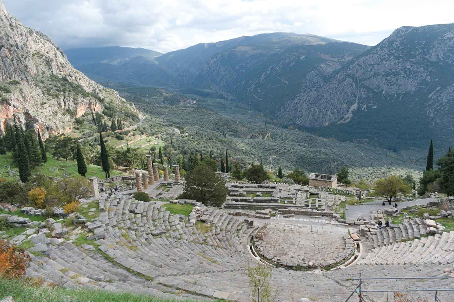 Discover Greece: Top 10 Places You Need to Visit in Greece - Delphi
