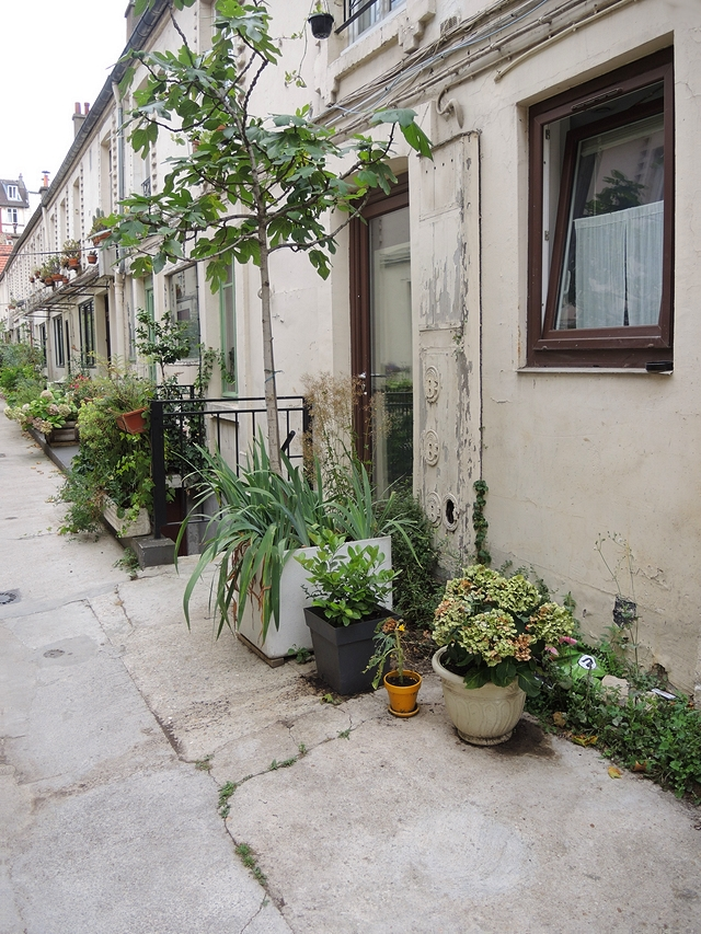 Parijs: Cité Pilleux