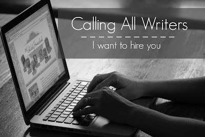 Calling All Writers! The Unlikely Homeschool is expanding and is looking for guest posters and contributing writers.