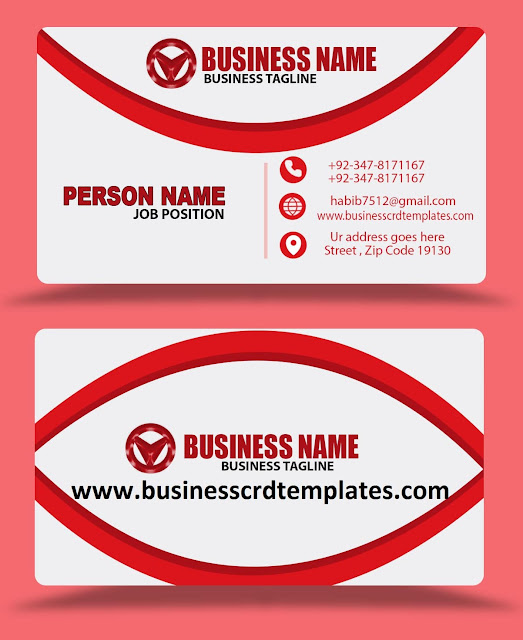 red-color-business-card-design-psd-eps-free-download