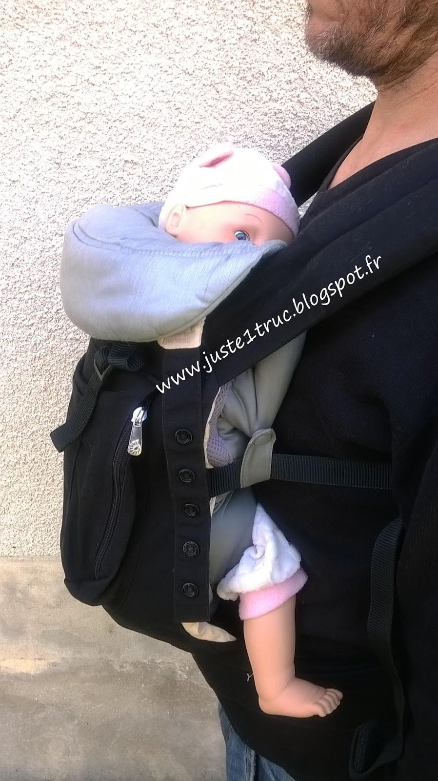 ded4299a0be8 Ergobaby Original portage babycarrier préformé avis test réducteur test avis