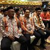 Kakan Kemenag Sinjai, Kasi Pendma Hadiri Pembukaan KSM Tingkat Nasional di Manado