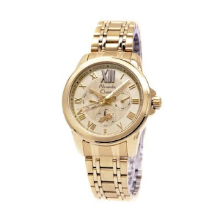 Alexandre Christie 2494 Gold