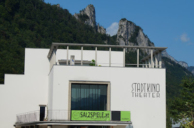 Stadttheater in Hallein bei SalzSpiele - Events