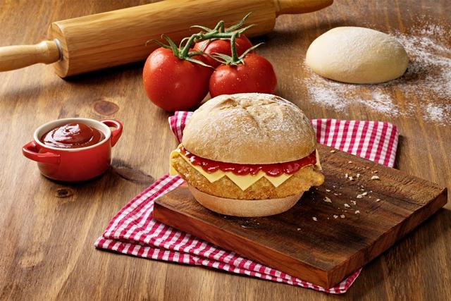 COMER & BEBER: Bob's lança sanduíche Artesanal Parmegiana