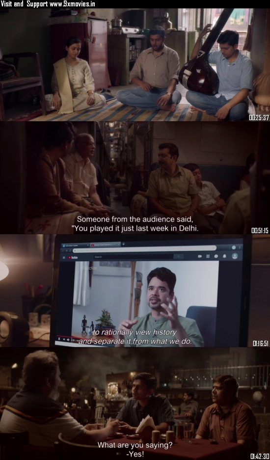 The Disciple 2020 Marathi 720p WEB-DL 950mb