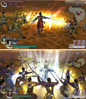 Download Warriors Orochi 2 (USA) PPSSPP ISO + Save Data Complete For Android