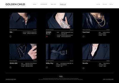 golden child yes tracklist