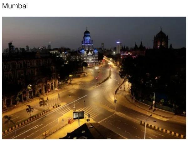 25 Ciudades alrededor del mundo que quedaron totalmente desiertas por la cuarentena