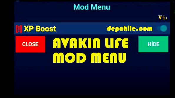 Avakin Life Mod Menu XP Hilesi Apk İndir Hızlı Level Kasma 2020