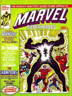 Marvel Superheroes #371