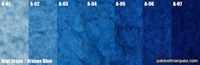 Césped Azul Urano