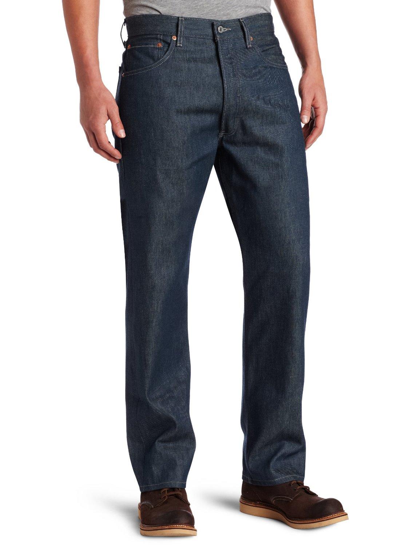 levi 39 s men 39 s 501 original levi 39 s men 39 s 501 original fit denim blue jeans. Black Bedroom Furniture Sets. Home Design Ideas