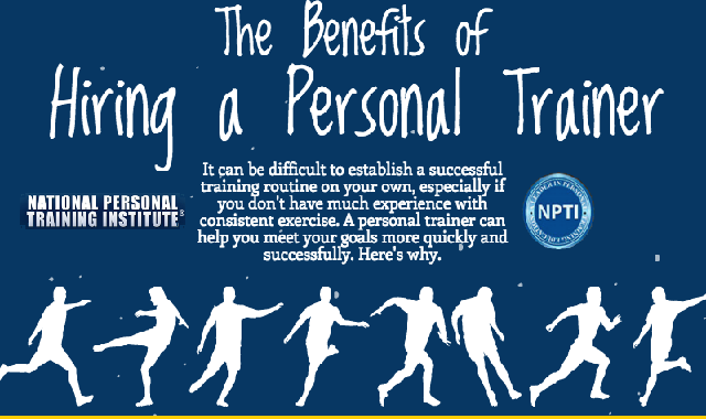 The Benefits Of Hiring A Personal Trainer #infographic