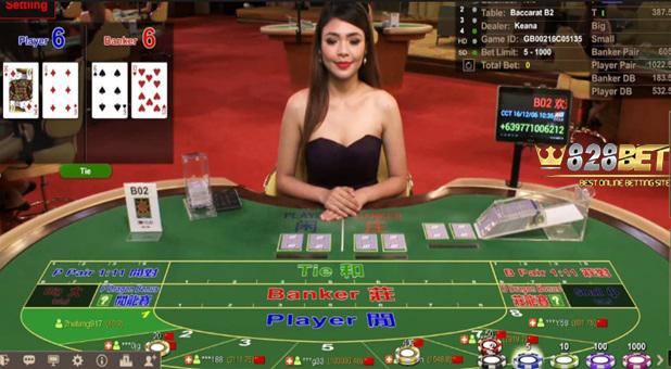 Tips Jitu Bermain Live Baccarat Casino Online Taruhan Uang Asli