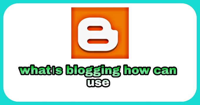 What is Bloger   How Can Use - Filmibeet