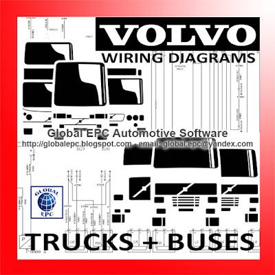 VOLVO TRUCKS BUSES WIRING DIAGRAMS