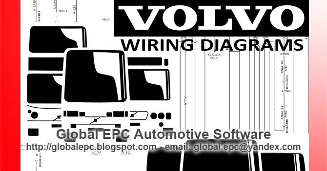 Automotive Repair Manuals  Volvo Trucks Buses Fe Fl Fh Fm Nh B9 B11 B12 Wiring Diagrams