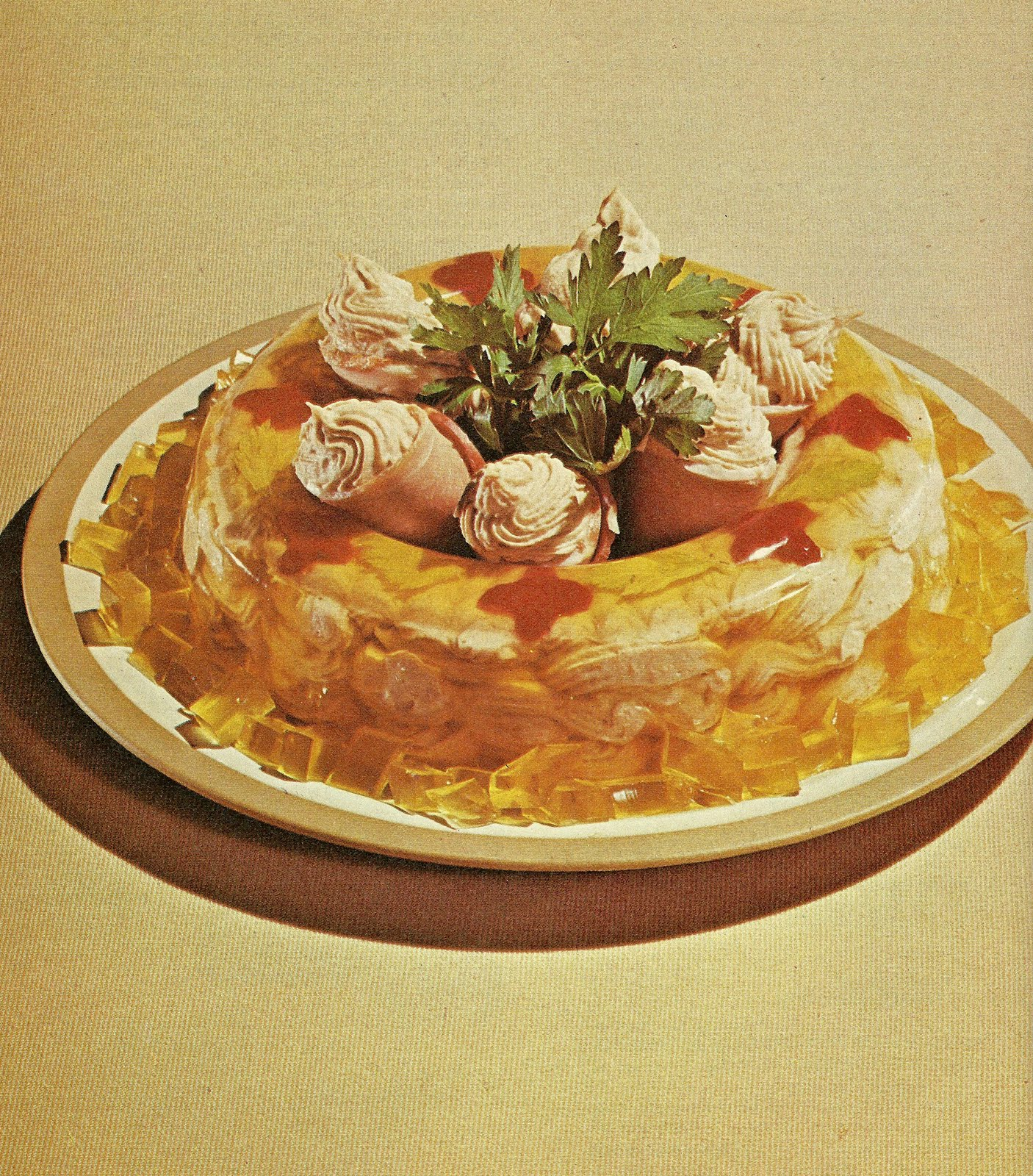 Yuckylicious chicken mousse in aspic a cult classic chicken mousse in aspic a cult classic forumfinder Images