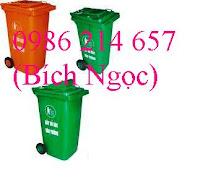 thùng rác công cộng nhựa hdpe