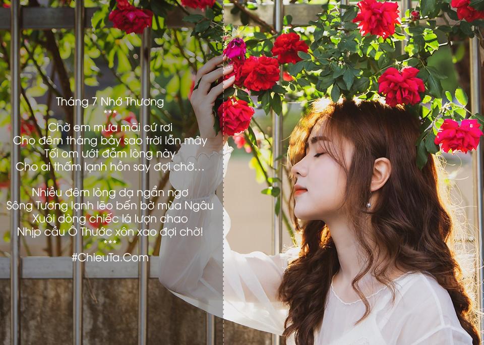 Chùm Thơ Tháng 7, Bài Thơ Tình Về Tháng Bảy Mưa Ngâu Tâm Trạng
