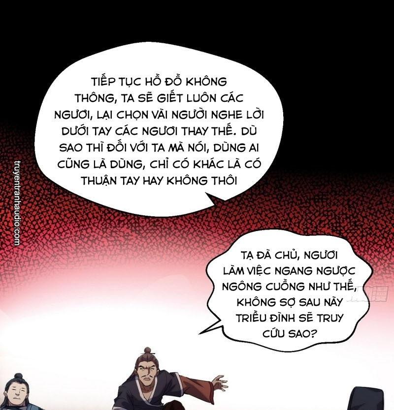 Ta Là Tà Đế chap 85 - Trang 16