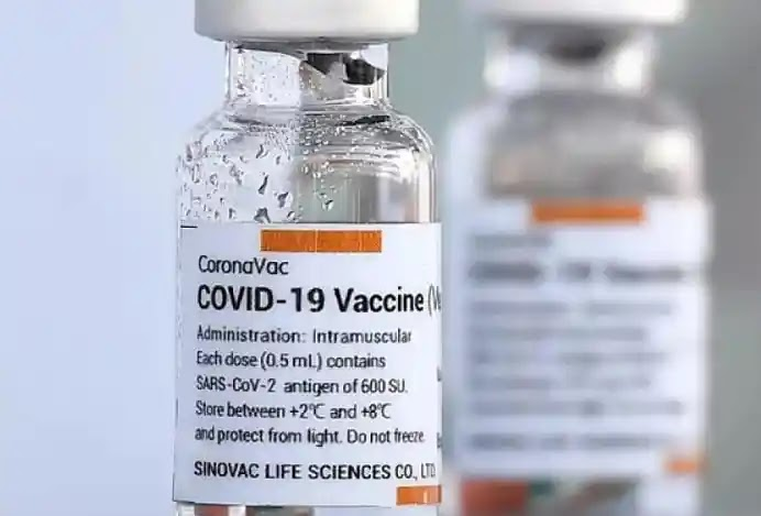 Chinese Vaccine Sinovac Reduces Mortality by 97%