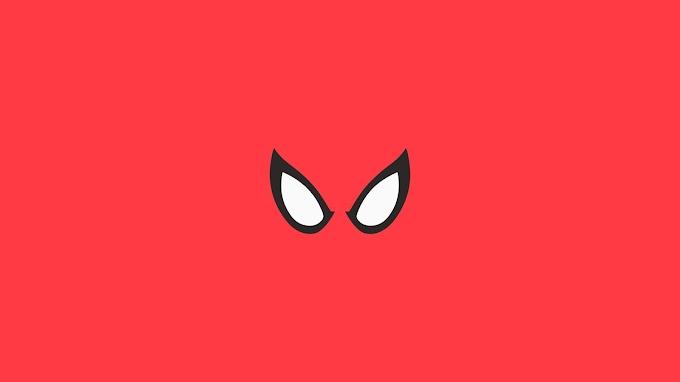 Homem Aranha Minimal Arte