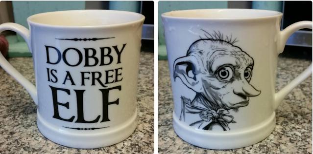 Dobby Mug
