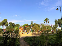 Playground do Parque Santos Dumont