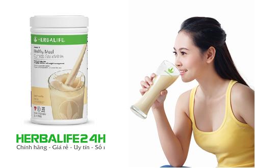 Sữa Herbalife F1 bộ ba sản phẩm Herbalife 3 món