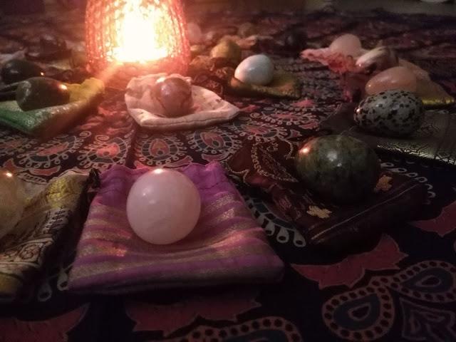A la découverte des œufs de Yoni