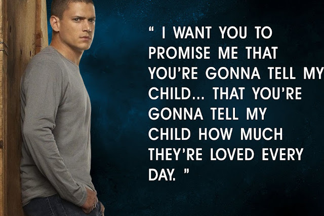Top Michael Scofield Quotes