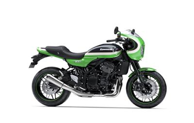Spesifikasi Kawasaki Z900RS Café