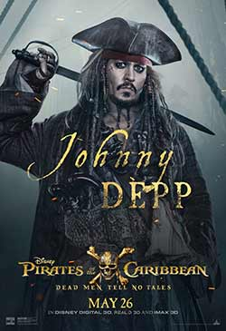 Pirates of the Caribbean Dead Men Tell No Tales 2017 Hindi Tamil Eng 720p at movies500.me