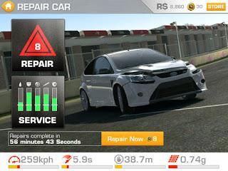 Download  Game Real Racing 3 yang Terlihat Begitu Real