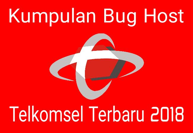 Cara Kumpulan Bug Host/Url Host dan Spoof Host Telkomsel Terbaru 2019