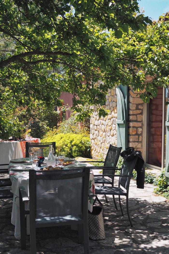 Maison d'hôtes au pic saint Loup près de Montpellier