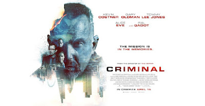 kevin costner criminal 2016