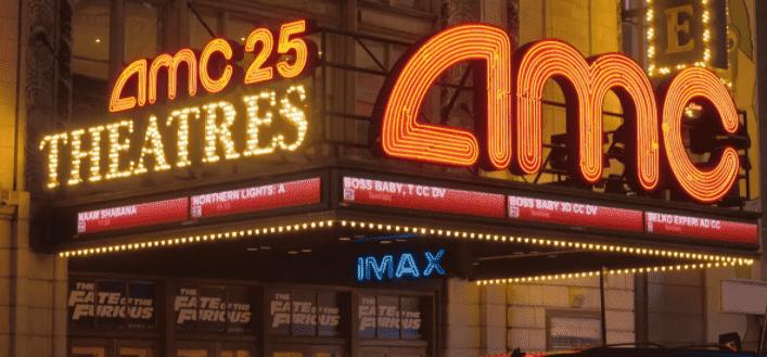 Los cines AMC aceptarán criptomonedas distintas a Bitcoin