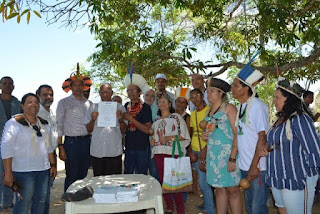 Comunidade indígena