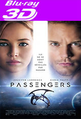 Pasajeros (Passengers) (2016) 3D SBS / HOU
